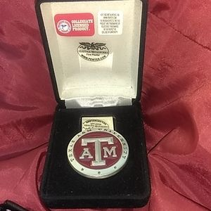 💕 CHRISTMAS CLEARANCE 💕Texas A&M Money Clip